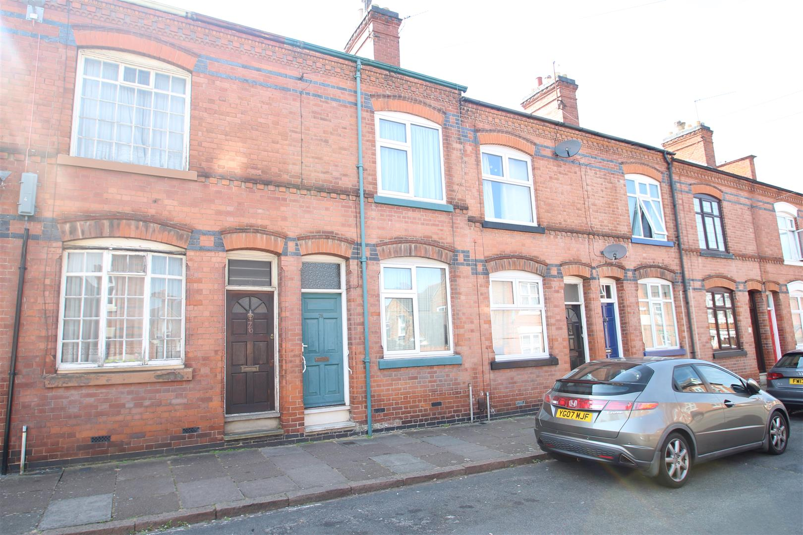 3 Bedrooms Property for sale in Dannett Street, Leicester